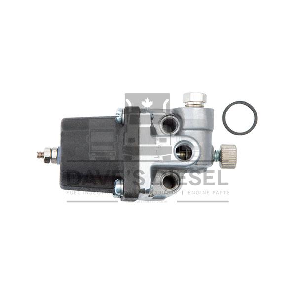 Fuel Shut-off Valve Assembly–12 Volt